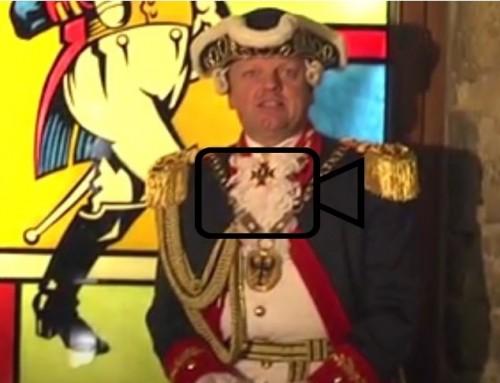 Grußwort an Märchenprinz Phil I. (Cremanns)
